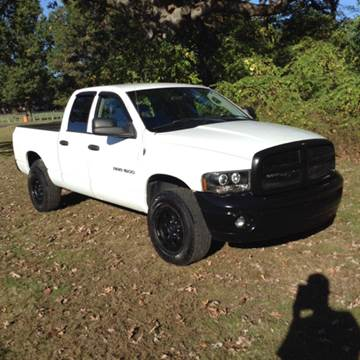2005 Dodge Ram Pickup 1500 for sale in Plainville, CT