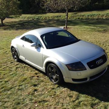 2002 Audi TT for sale in Plainville, CT