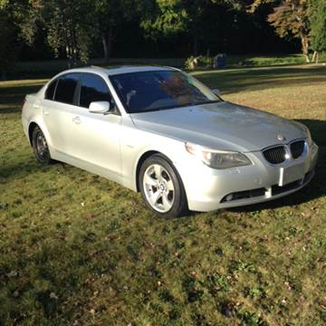 2007 BMW 5 Series for sale in Plainville, CT