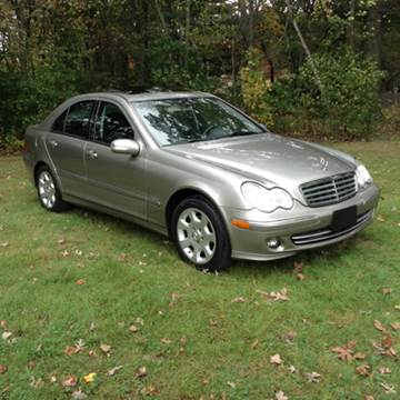 2006 Mercedes-Benz C-Class for sale at Choice Motor Car in Plainville CT