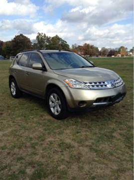 2007 Nissan Murano for sale at Choice Motor Car in Plainville CT