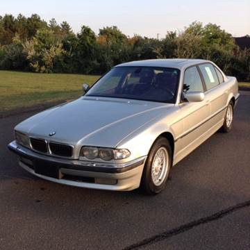 2001 BMW 7 Series For Sale In Plainville CT