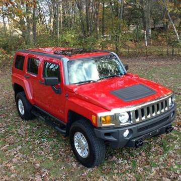 2007 HUMMER H3 for sale at Choice Motor Car in Plainville CT