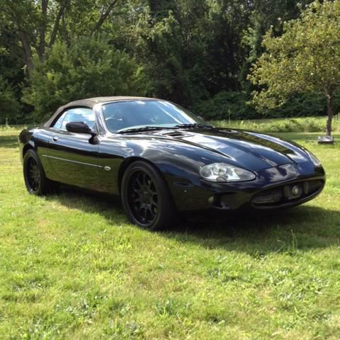 1998 Jaguar XK Series XK8 2dr Convertible   Plainville CT