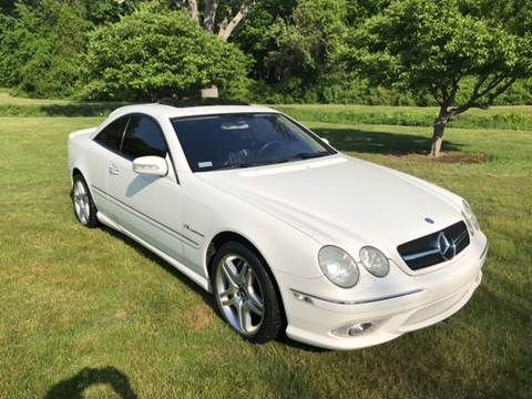 Mercedes-Benz CL-Class For Sale in Plainville, CT - Choice