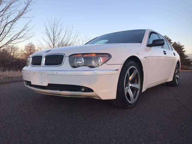 2004 BMW 7 Series 745i (image 8)