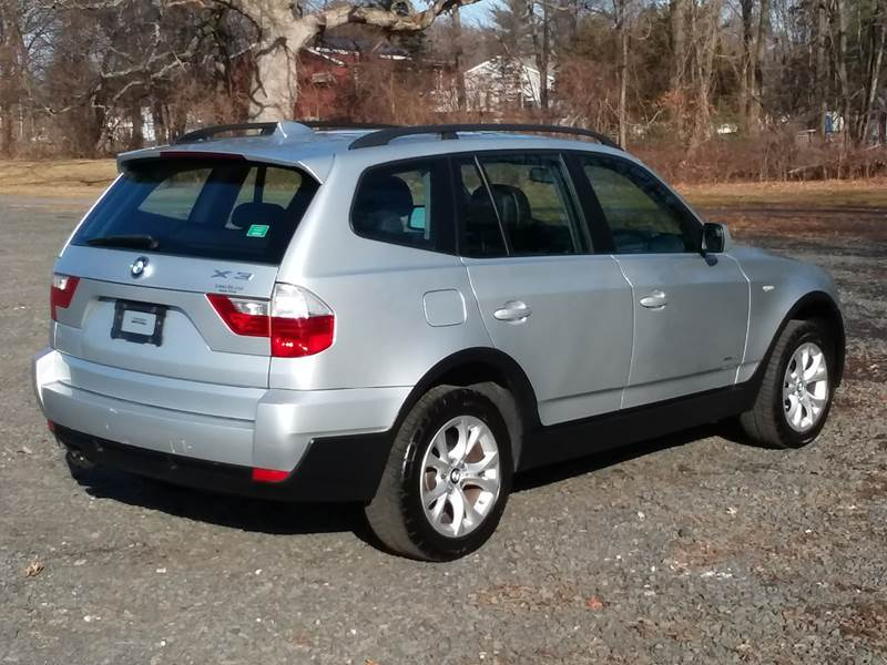 2009 Bmw X3 AWD XDrive30i 4dr SUV In Plainville CT