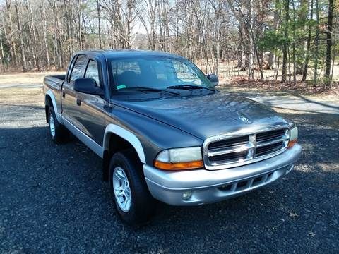 2003 Dodge Dakota for sale at Choice Motor Car in Plainville CT