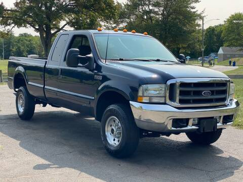 2002 Ford F-350 Super Duty for sale at Choice Motor Car in Plainville CT