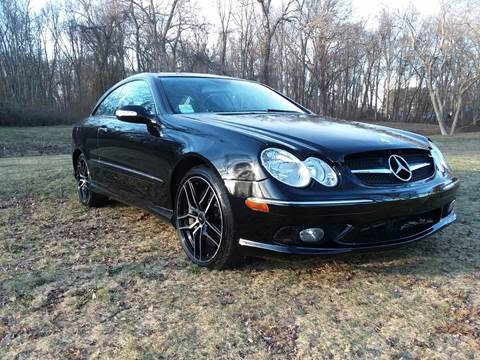 2004 Mercedes-Benz CLK for sale at Choice Motor Car in Plainville CT