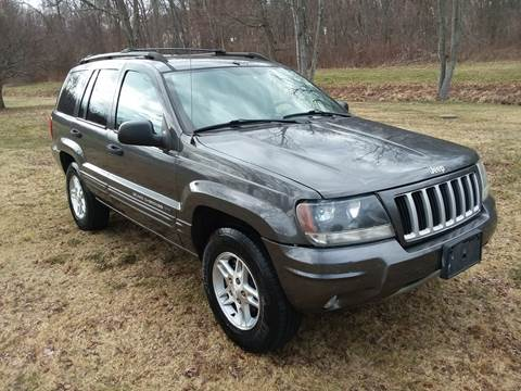 2004 Jeep Grand Cherokee for sale at Choice Motor Car in Plainville CT