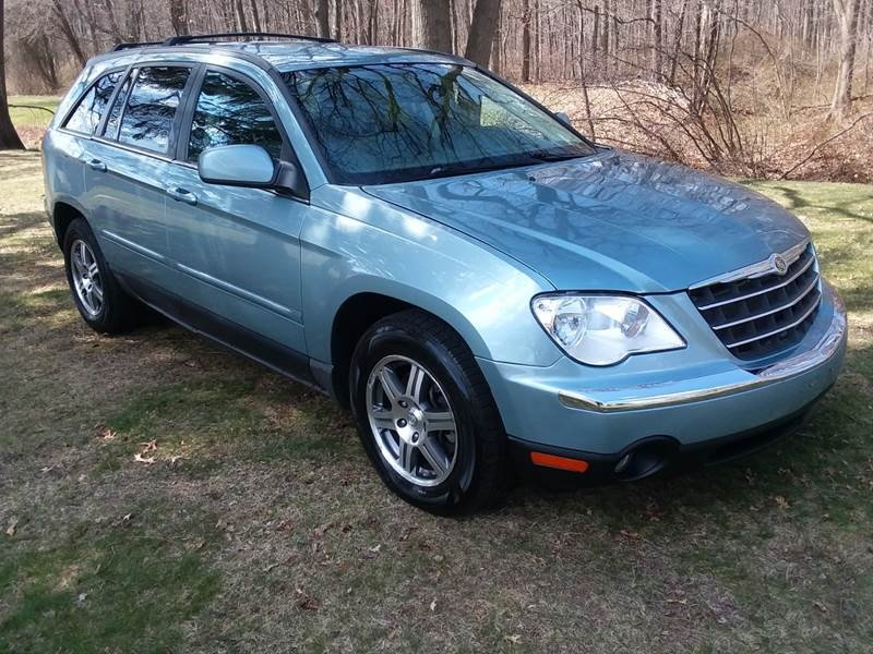 2008 Chrysler Pacifica for sale at Choice Motor Car in Plainville CT