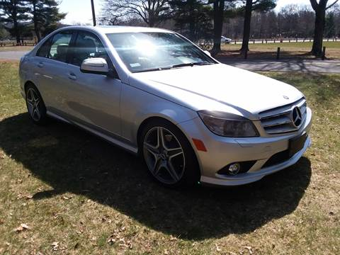 2009 Mercedes-Benz C-Class for sale at Choice Motor Car in Plainville CT