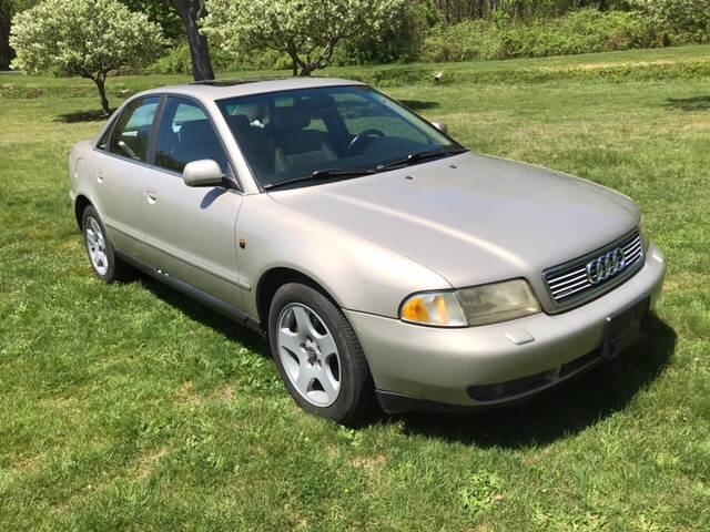 Audi A AWD Dr Quattro Sedan In Plainville CT Choice - 1998 audi a4