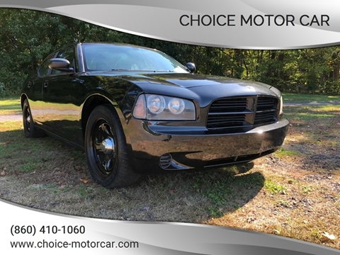 2007 Dodge Charger for sale at Choice Motor Car in Plainville CT