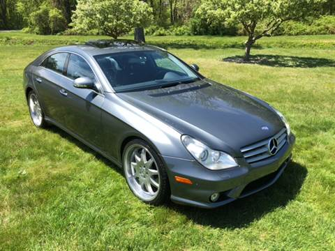 2008 Mercedes-Benz CLS CLS 63 AMG for sale at Choice Motor Car in Plainville CT