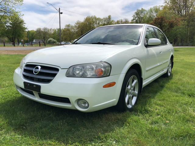 2003 Nissan Maxima Se 4dr Sedan In Plainville Ct Choice Motor Car