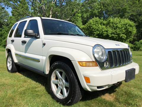 2006 Jeep Liberty Limited for sale at Choice Motor Car in Plainville CT