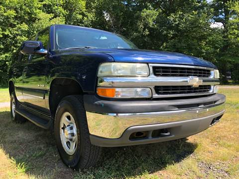 2003 Chevrolet Tahoe for sale at Choice Motor Car in Plainville CT