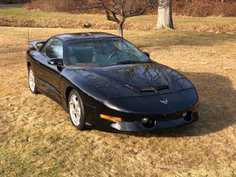 1997 Pontiac Firebird for sale in Plainville, CT