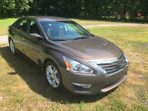2013 Nissan Altima for sale at Choice Motor Car in Plainville CT
