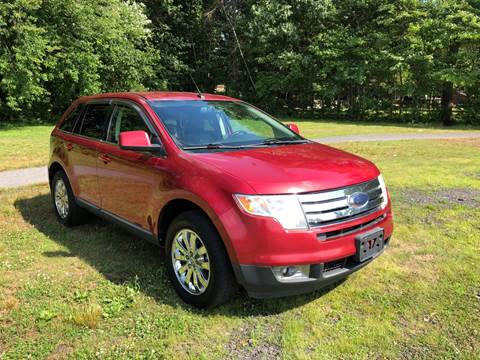 2008 Ford Edge for sale at Choice Motor Car in Plainville CT