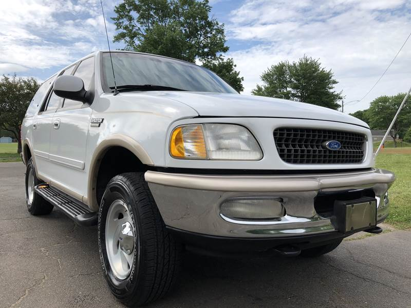 1997 Ford Expedition Eddie Bauer (image 2)
