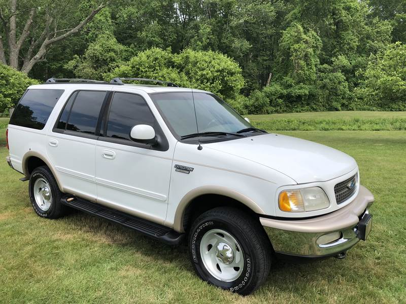 1997 Ford Expedition Eddie Bauer (image 1)