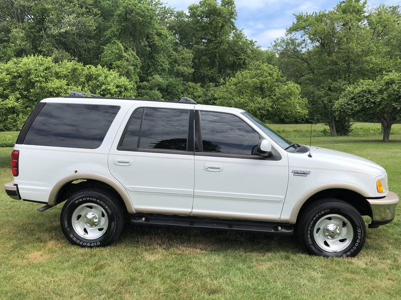 1997 Ford Expedition 4dr Eddie Bauer 4WD SUV In Plainville ...