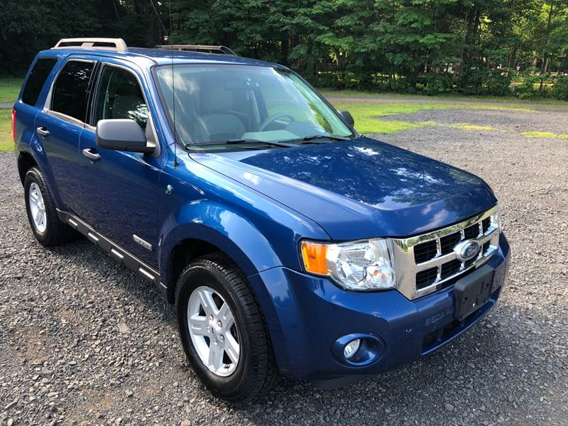 2008 Ford Escape Hybrid for sale at Choice Motor Car in Plainville CT