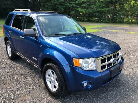 Ford Escape Hybrid For Sale >> Ford Escape Hybrid For Sale In Plainville Ct Choice Motor Car