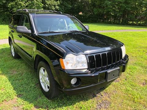 2006 Jeep Grand Cherokee for sale at Choice Motor Car in Plainville CT
