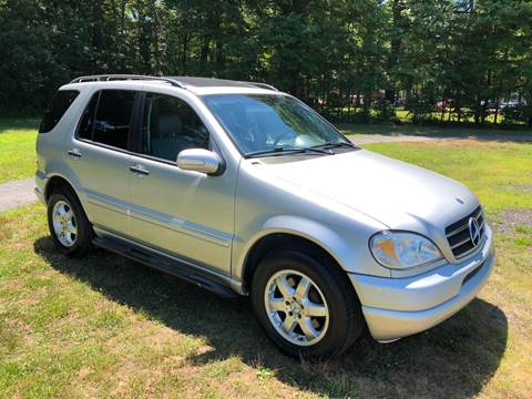 2002 Mercedes-Benz M-Class for sale at Choice Motor Car in Plainville CT