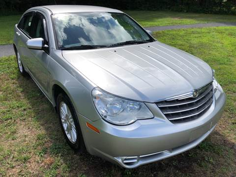 2008 Chrysler Sebring for sale at Choice Motor Car in Plainville CT