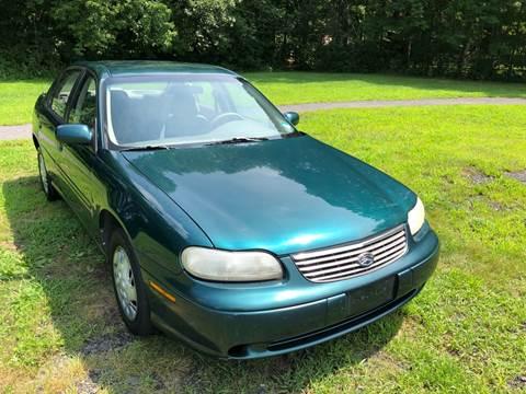 1999 Chevrolet Malibu For Sale In Plainville Ct