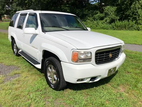 1999 Cadillac Escalade for sale at Choice Motor Car in Plainville CT