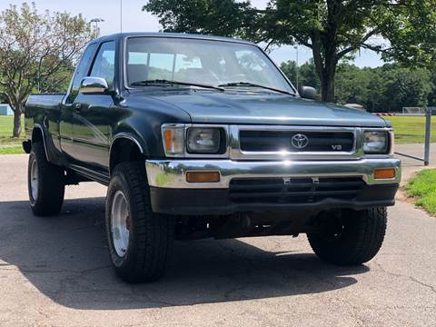 1995 Toyota Pickup for sale at Choice Motor Car in Plainville CT