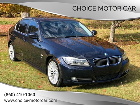 2009 BMW 3 Series for sale at Choice Motor Car in Plainville CT