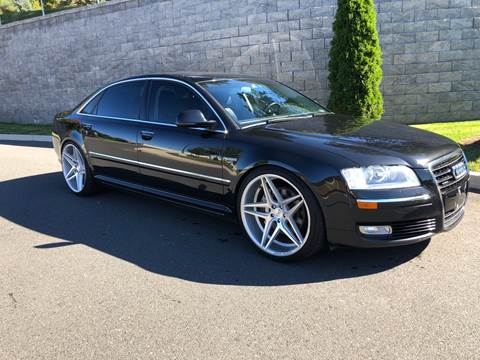 2010 Audi A8 L for sale at Choice Motor Car in Plainville CT