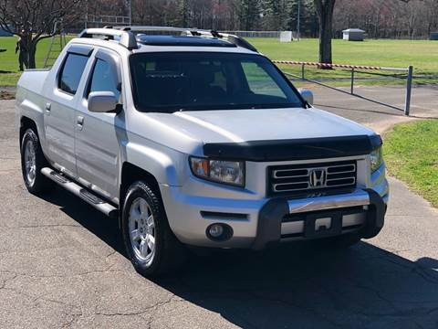 2007 Honda Ridgeline for sale at Choice Motor Car in Plainville CT