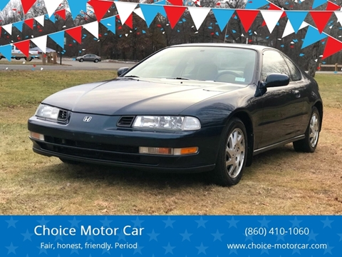 1996 Honda Prelude for sale at Choice Motor Car in Plainville CT