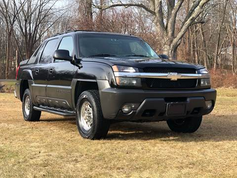 2003 Chevrolet Avalanche for sale at Choice Motor Car in Plainville CT