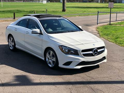 2016 Mercedes-Benz CLA for sale at Choice Motor Car in Plainville CT