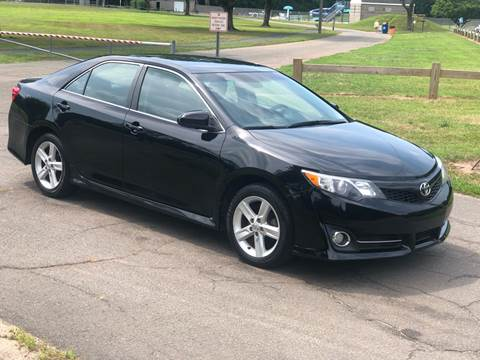 2014 Toyota Camry for sale at Choice Motor Car in Plainville CT