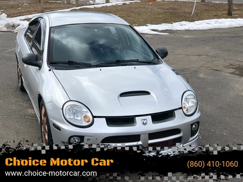 b6f24a14f81 Used Dodge Neon SRT-4 For Sale - Carsforsale.com®