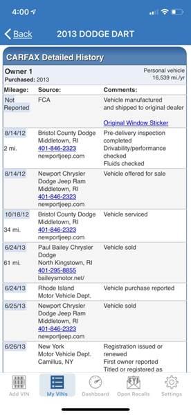 2013 Dodge Dart SXT (image 56)