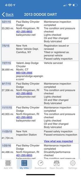 2013 Dodge Dart SXT (image 59)