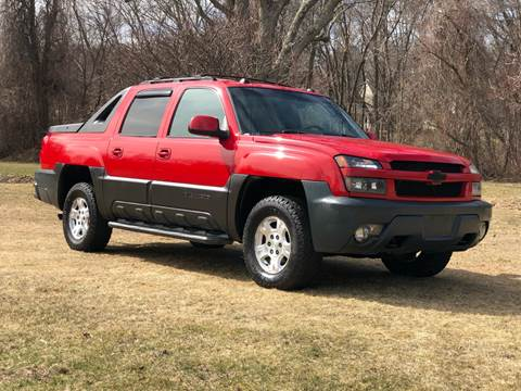 2004 Chevrolet Avalanche for sale at Choice Motor Car in Plainville CT