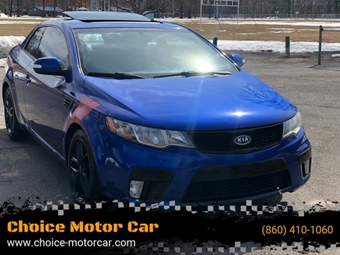 2010 Kia Forte Koup for sale in Plainville, CT