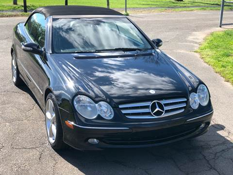 2005 Mercedes-Benz CLK for sale at Choice Motor Car in Plainville CT